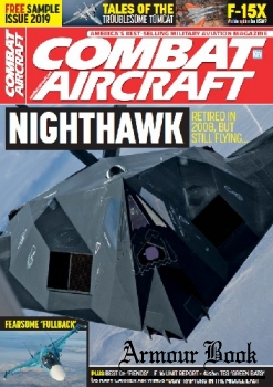 Combat Aircraft - Free Sample Issue 2019
