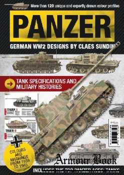Panzer: German WW2 Designs by Claes Sundin [Mortons Media Group]