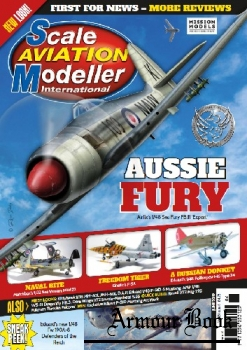 Scale Aviation Modeller International 2019-06