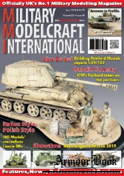 Military Modelcraft International 2019-06