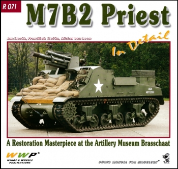 M7B2 Priest in Detail [WWP Red Special Museum Line №71]