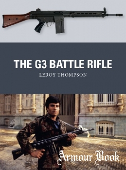 The G3 Battle Rifle [Osprey Weapon 68]