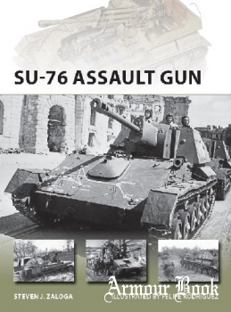 SU-76 Assault Gun [Osprey New Vanguard 270]