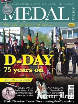 Medal News 2019-06/07