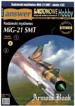 MiG-21 SMT [Answer KH 2015-01]