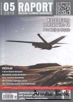 Raport Wojsko Technika Obronnosc 2019-05