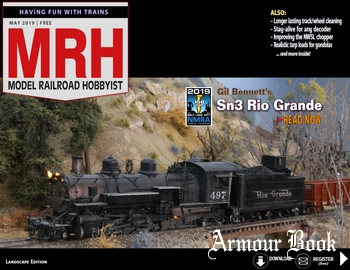 Model Railroad Hobbyist 2019-05