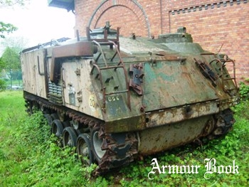 M75 Armored Infantry Vehicle [Walk Around]
