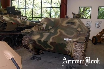 Jagdpanzer 38 Hetzer [Walk Around]