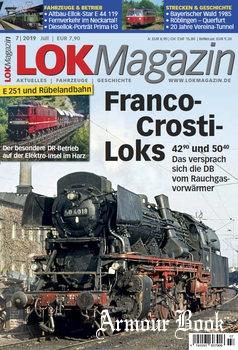 Lok Magazin 2019-07