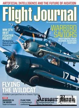 Flight Journal 2019-08