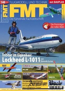FMT Flugmodell und Technik 2019-07