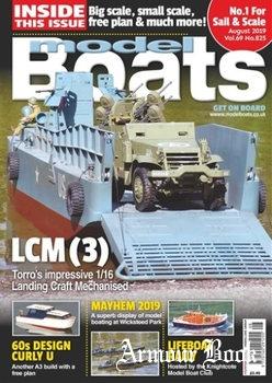 Model Boats 2019-08