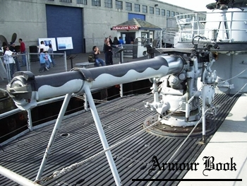 US 4/50 Mark 12 Submarine Gun [Walk Around]