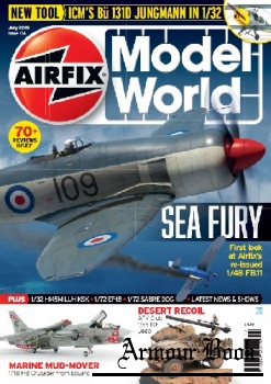 Airfix Model World 2019-07