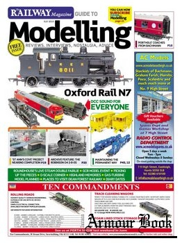 Railway Magazine Guide to Modelling 2019-07