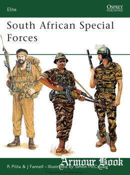 South African Special Forces [Osprey Elite 047]