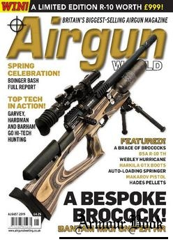 Airgun World 2019-08
