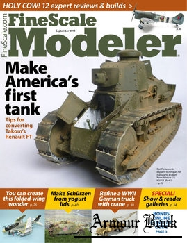FineScale Modeler 2019-09 (Vol.37 No.07)