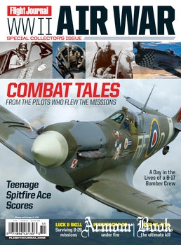 WWII Air War [Flight Journal Special Collector's Issue]