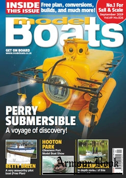 Model Boats 2019-09