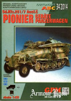 Sd.Kfz.251-7 Ausf.C PIONIER [GPM 419]