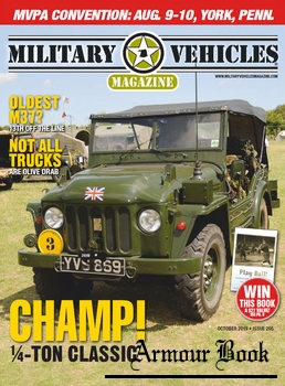 Military Vehicles Magazine 2019-10 (205)