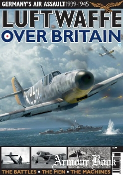 Luftwaffe Over Britain [Key Publishing]