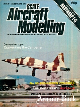 Scale Aircraft Modelling 1979-04 (Vol.01 No.07)