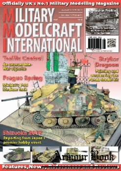 Military Modelcraft International 2019-08