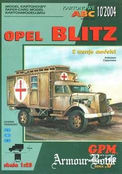 Opel Blitz [GPM 112]