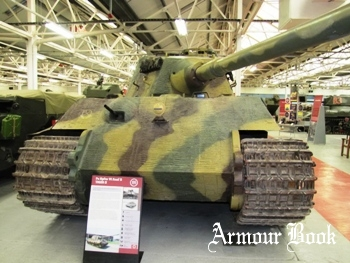 Pz.Kpfw.VI Ausf.B Tiger II [Walk Around]