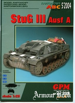 Stug III Ausf A [GPM 209]