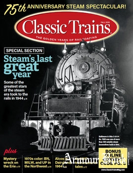 Classic Trains 2019 Fall