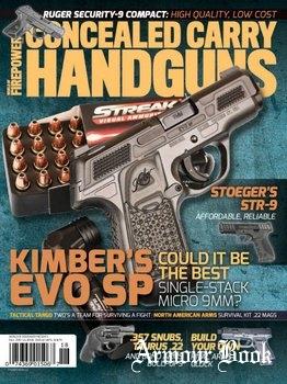 Conceal & Carry Handguns - Fall 2019