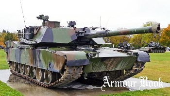 M1 Abrams Main Battle Tank [Walk Around]