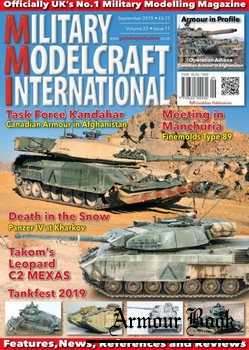 Military Modelcraft International 2019-09