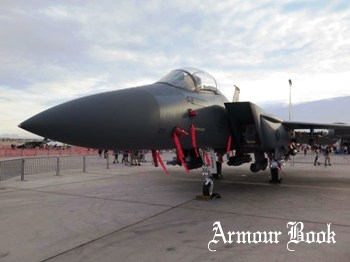 Boeing F-15E Strike Eagle [Walk Around]