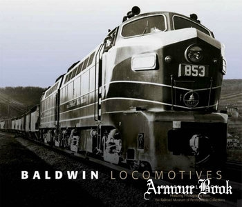 Baldwin Locomotives [Voyageur Press]