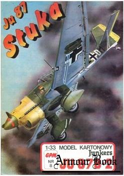 Ju 87B-2 [GPM 008]