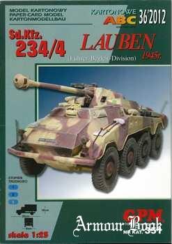 SdKfz 234/4 Lauben [GPM 351]