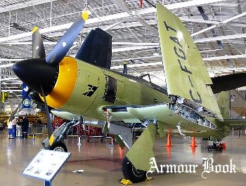 Hawker Sea Fury [Walk Around]