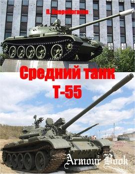 Средний танк Т-55 [Кривой Рог]