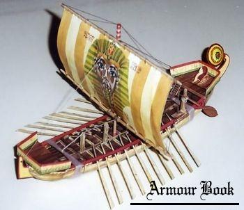 Staroveka egyptska lod [ABC 1993-07]