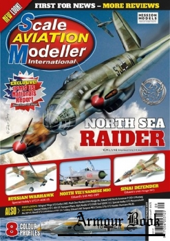 Scale Aviation Modeller International 2019-09