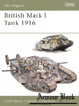 British Mark I Tank 1916 [Osprey New Vanguard 100]
