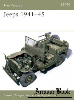Jeeps 1941-1945 [Osprey New Vanguard 117]