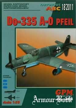 Do-335 A-0 Pfeil [GPM 318]