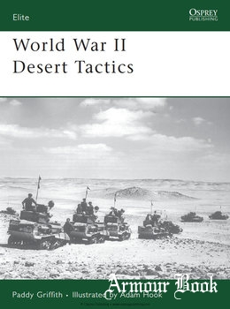 World War II Desert Tactics [Osprey Elite 162]