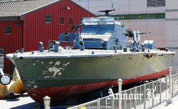 Trumpy PTF-17 Patrol Torpedo Fast Boat [Walk Around]